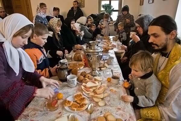 Масленица - праздник христиан