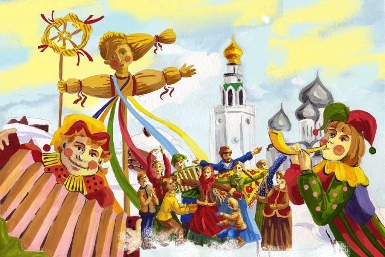 Православная Масленица с 4 по 10 марта