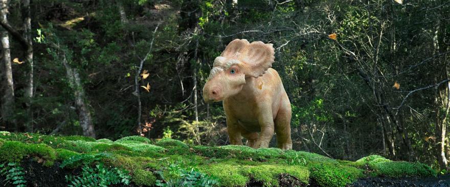 Смотреть онлайн кадры и постеры к фильму Прогулки с динозаврами 3D бесплатно