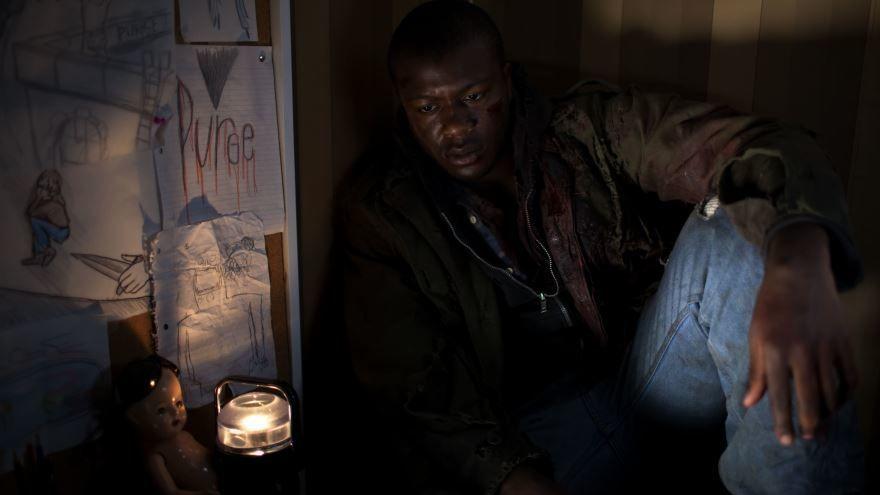 Смотреть онлайн кадры и постеры к фильму Судная ночь бесплатно
