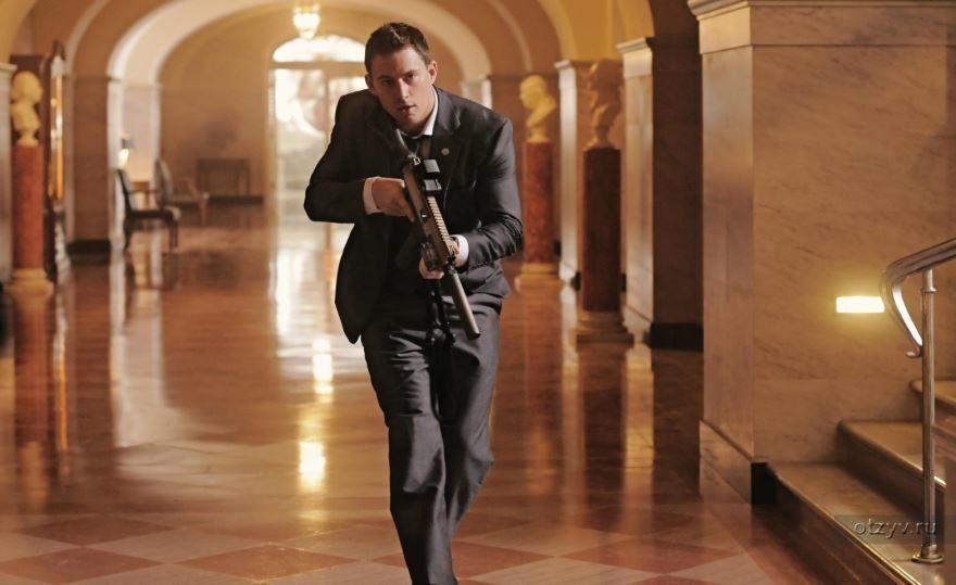 Смотреть онлайн кадры и постеры к фильму Штурм Белого дома бесплатно
