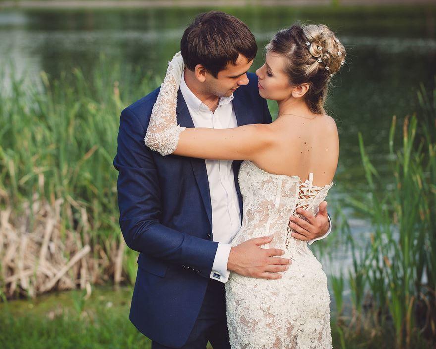Классные свадебные фото