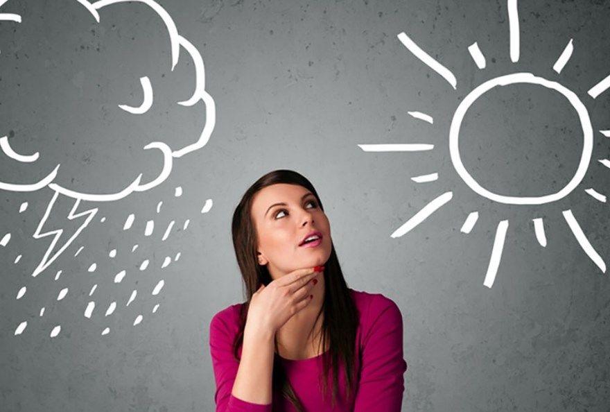 5 способов избавиться от негативных мыслей позитивный