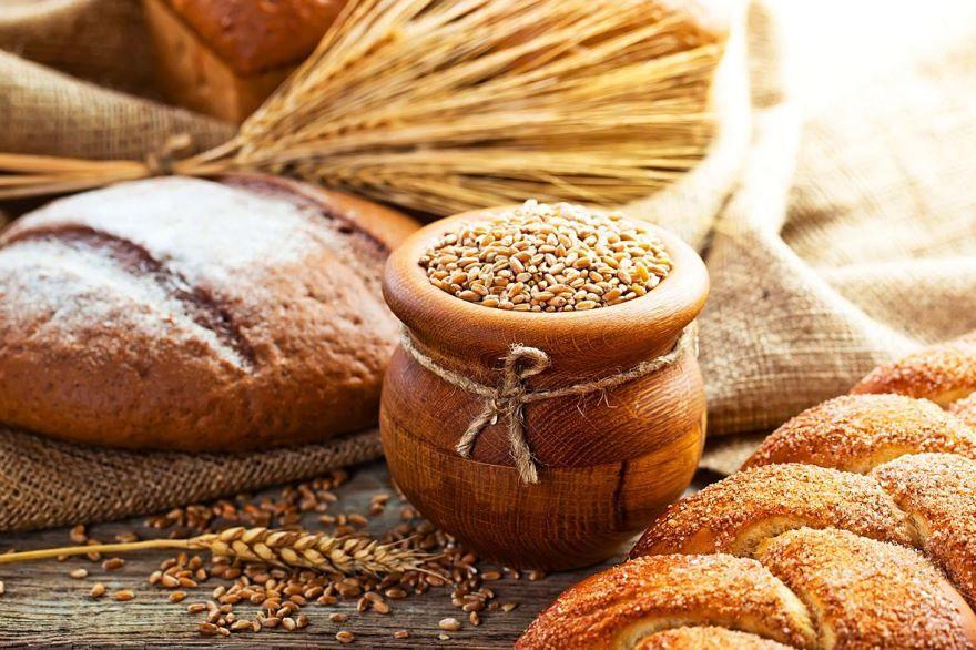Фоторамка, хлеб открытка