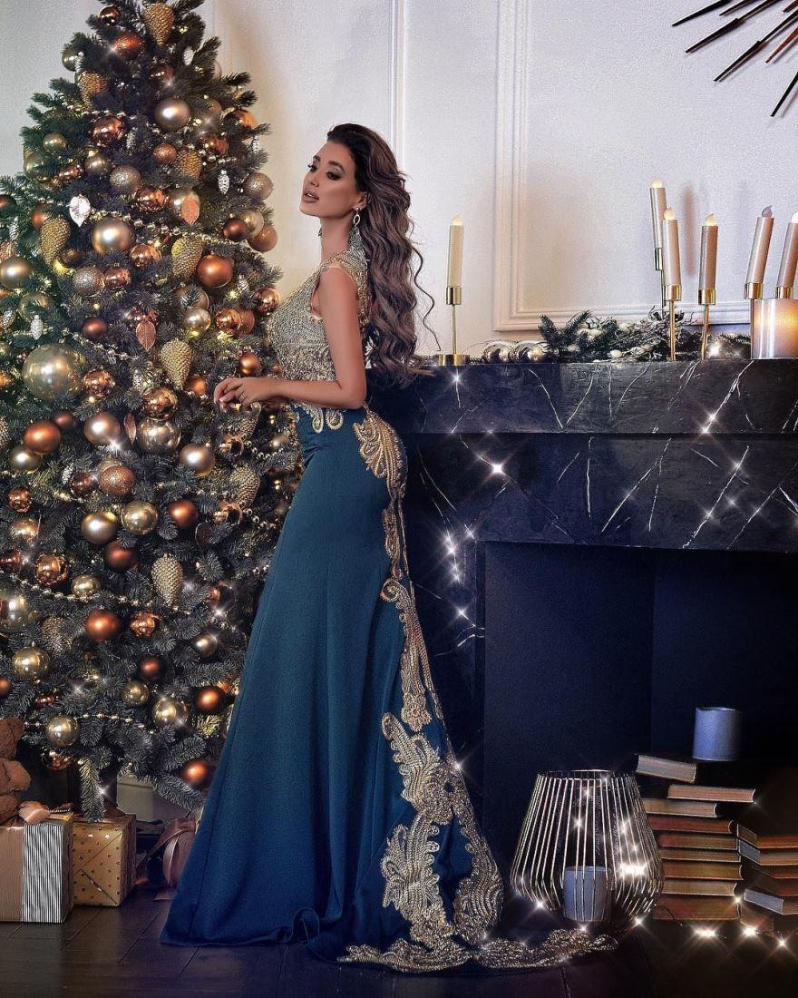 Картинки платья для девушек на новый год