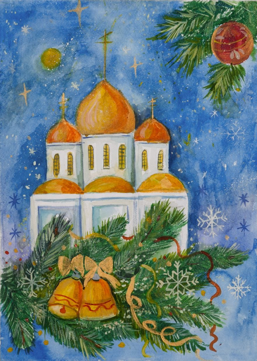 картинки на тему рождественское чудо они