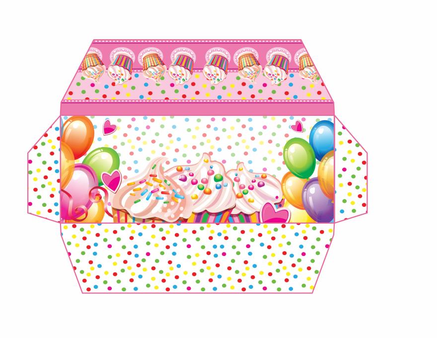Конверт для денег шаблон - С Днем рождения