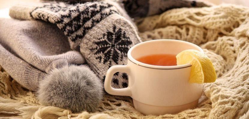 Хорошее настроение зимним утром