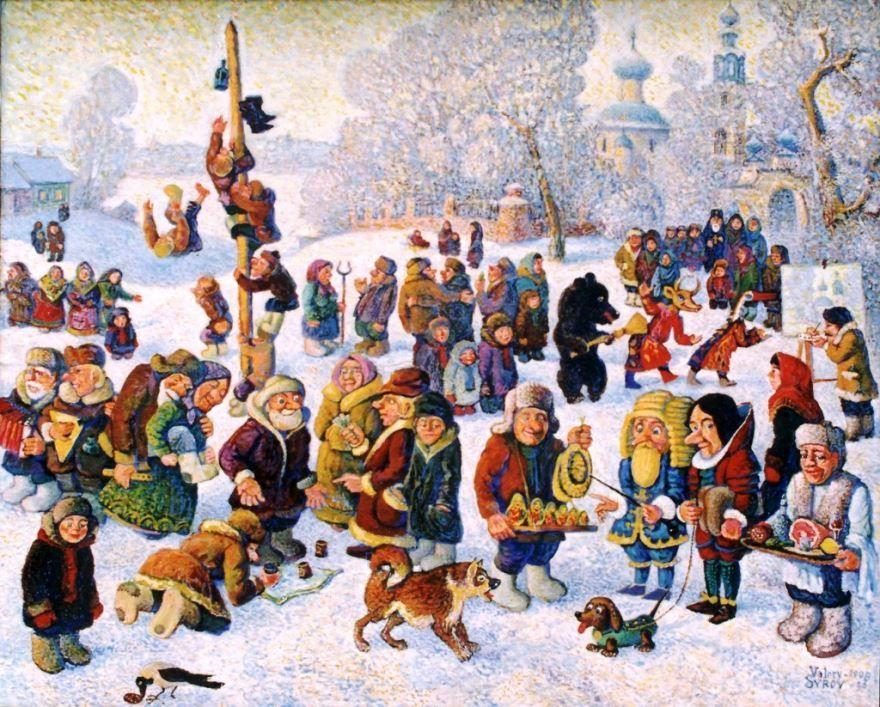 Картинки русских праздников и обрядов