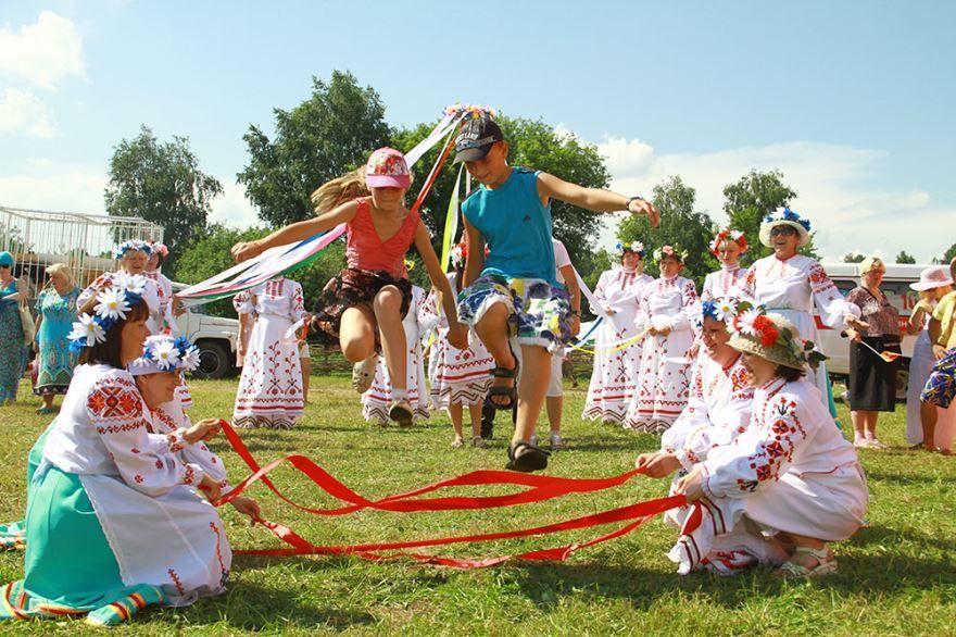 Русские народные праздники картинки