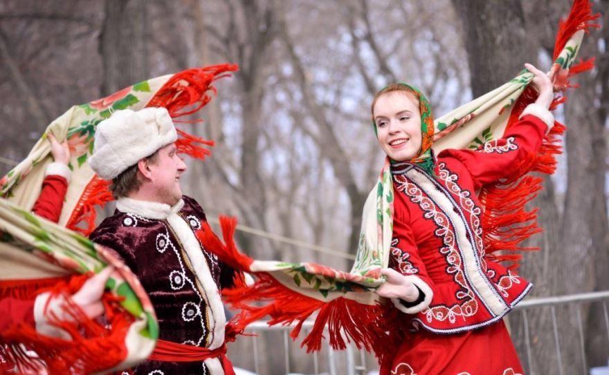 Праздник русского народа