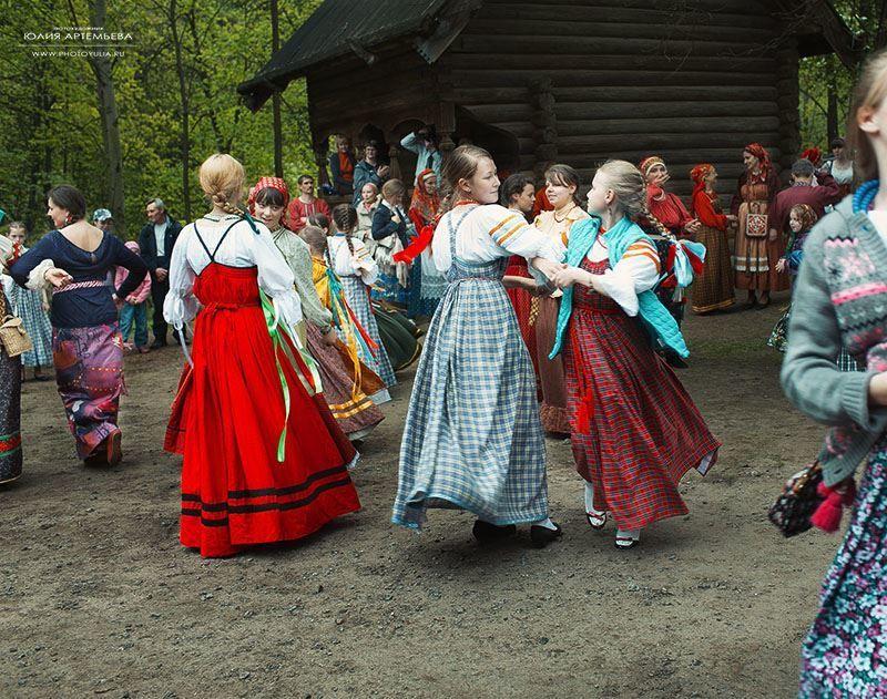Картинка русских гуляний