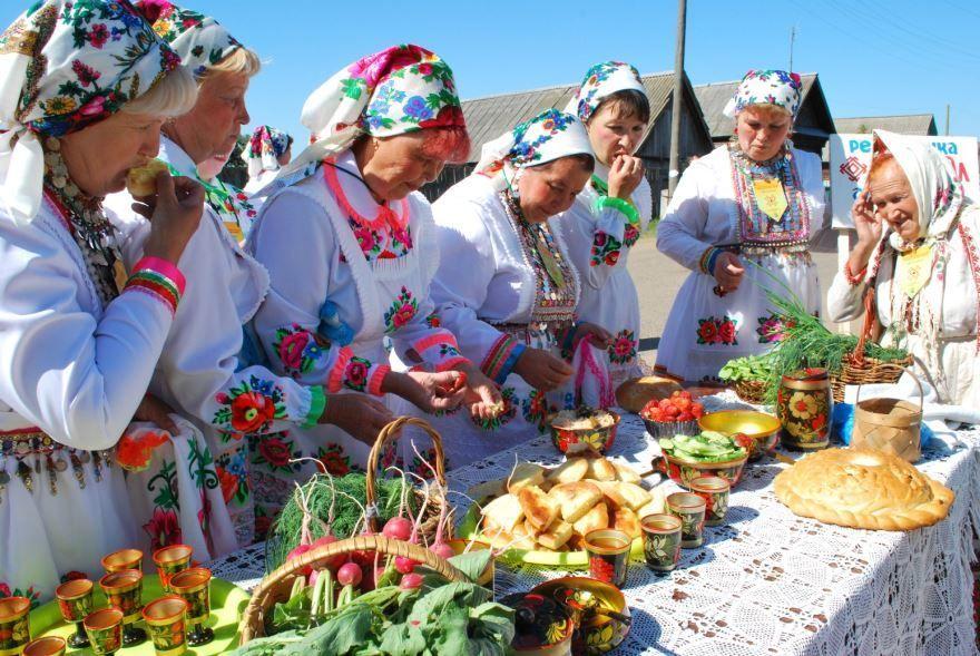 Русские национальные праздники