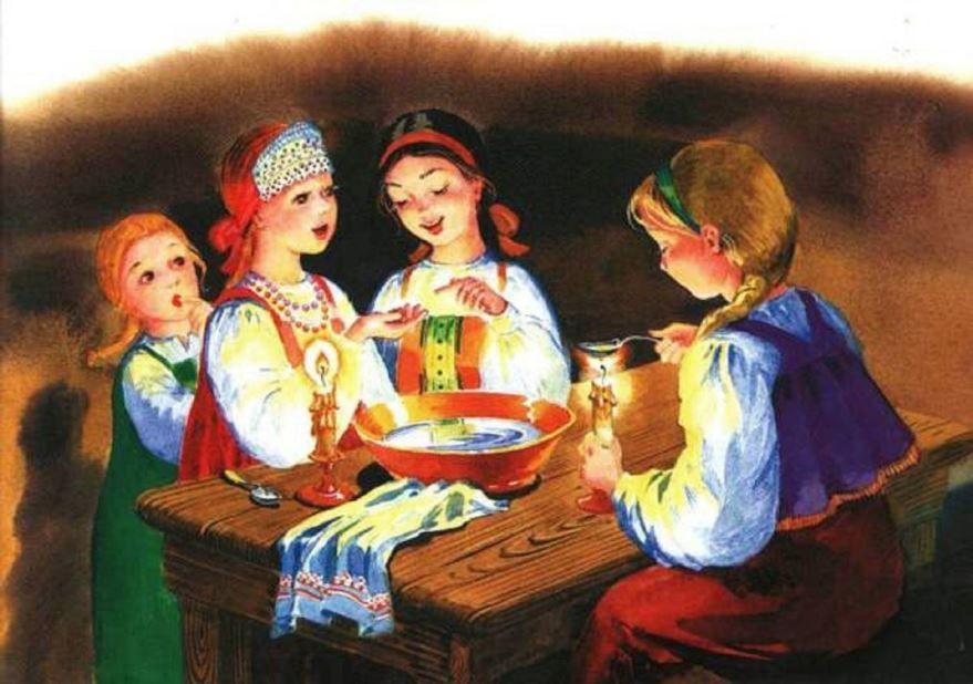 Зимние национальные праздники народов России