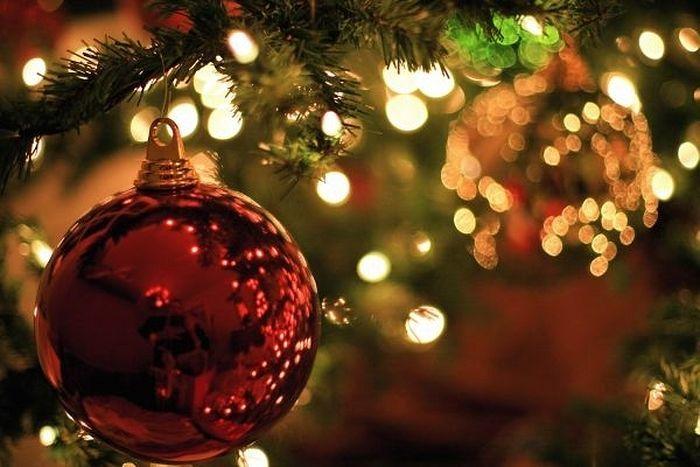 Какие праздники в России - Новый год