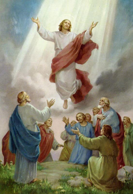 Православные праздники в России - Вознесение Господне