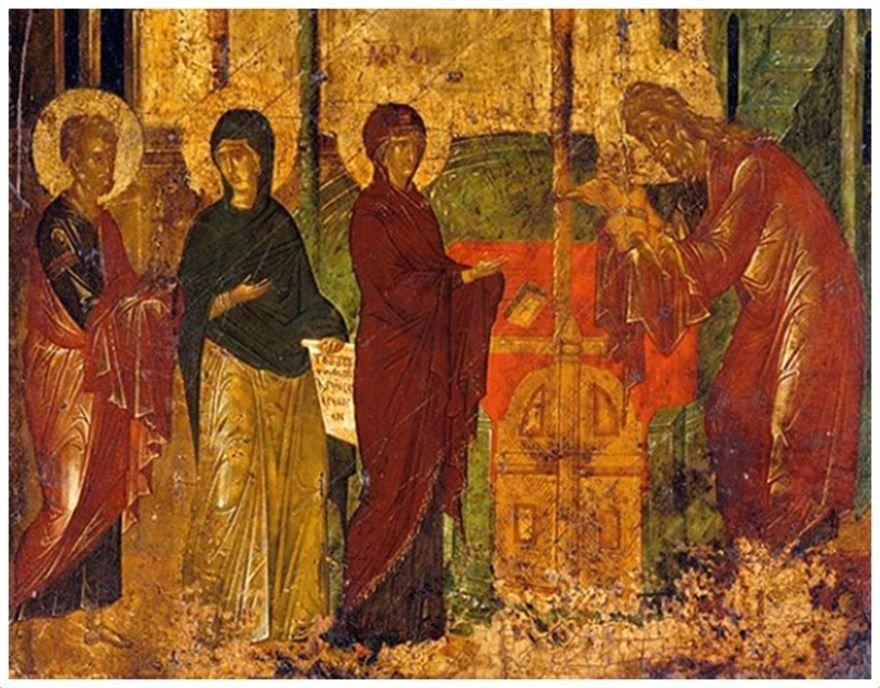 Церковные праздники в России - Сретение
