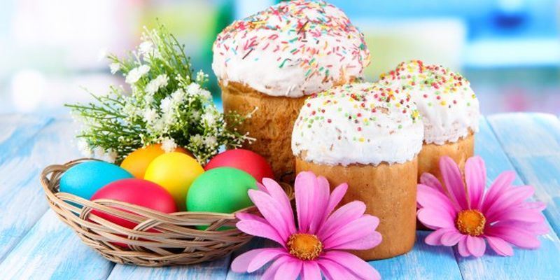 Православные праздники в России - Пасха