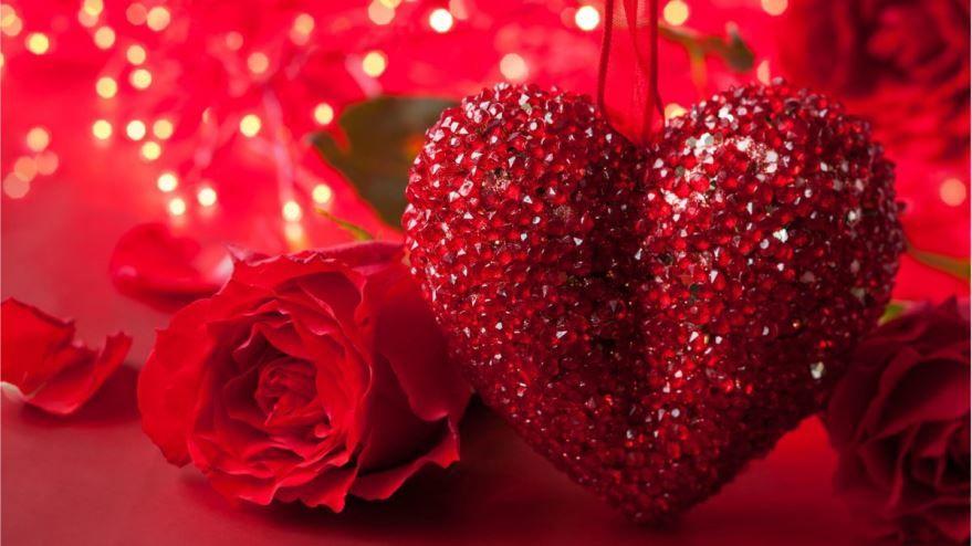 Праздник - День Святого Валентина