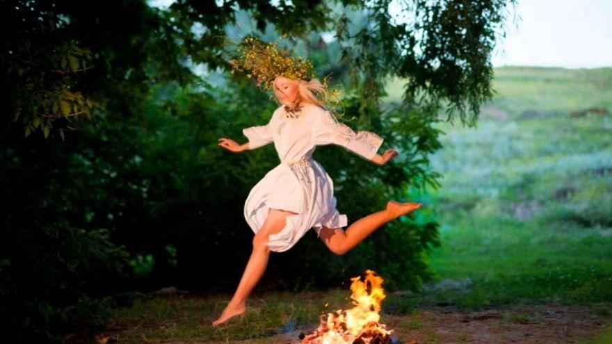 Праздник посвящённый летнему солнцестоянию
