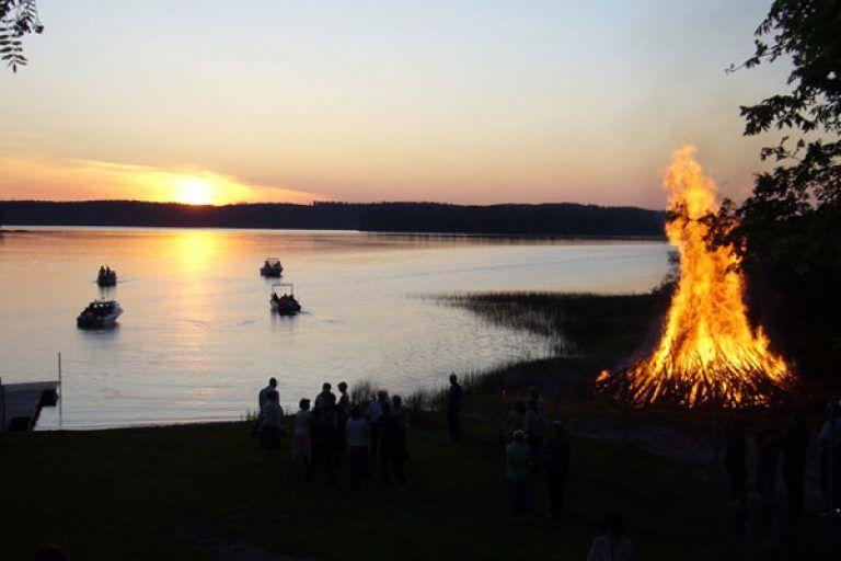 Летнее солнцестояние древнеславянский языческий праздник