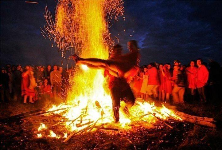 День летнего солнцестояния праздник у славян
