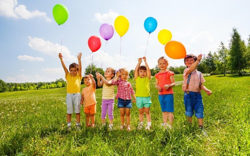 Детский сад летние праздники