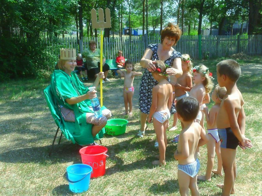 Детский сад, праздник