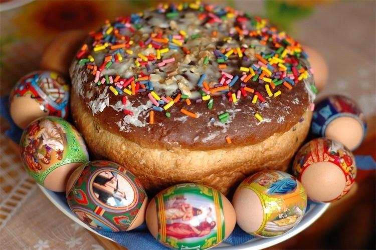 Весенние праздники - Пасха