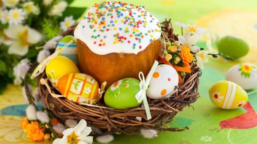 Русские народные весенние праздники - Пасха