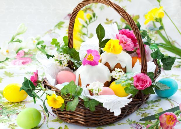 Весенние народные праздники в России - Пасха
