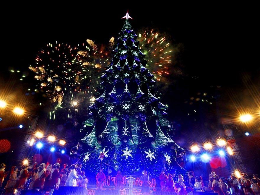 Зимние праздники картинки - С Новым годом