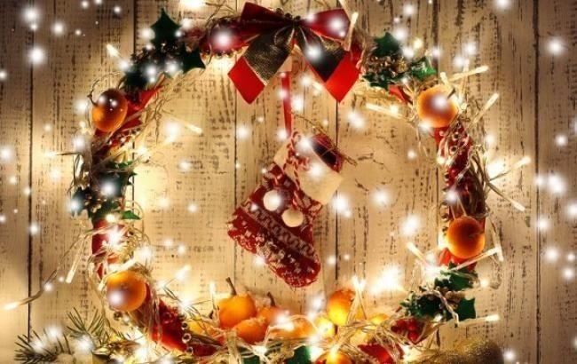 Праздник в России - Рождество