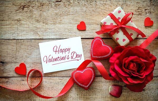 Праздник - день Святого Валентина красивая картинка