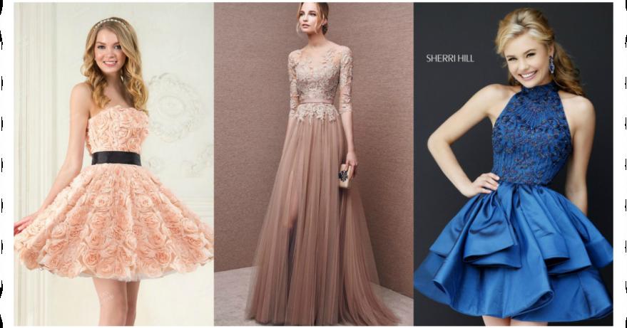Офигенные платья для девушек