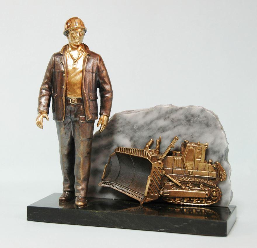 Идея для подарка шахтеру