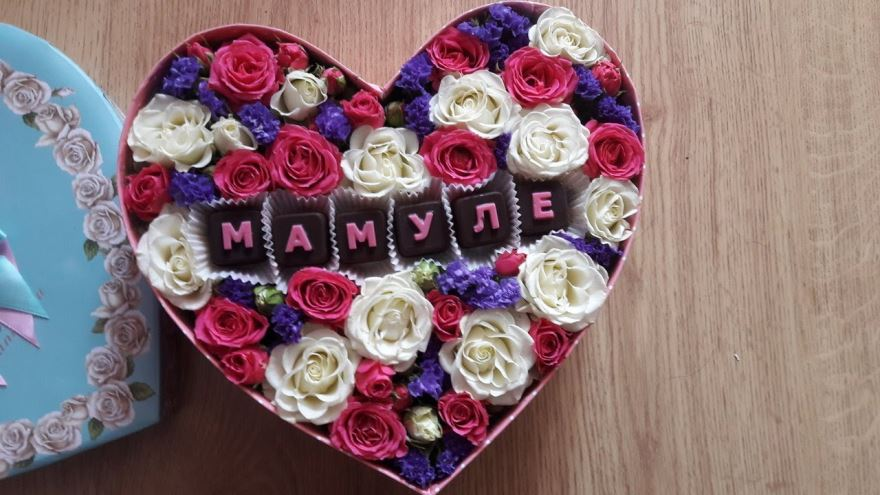 Идея для подарка маме