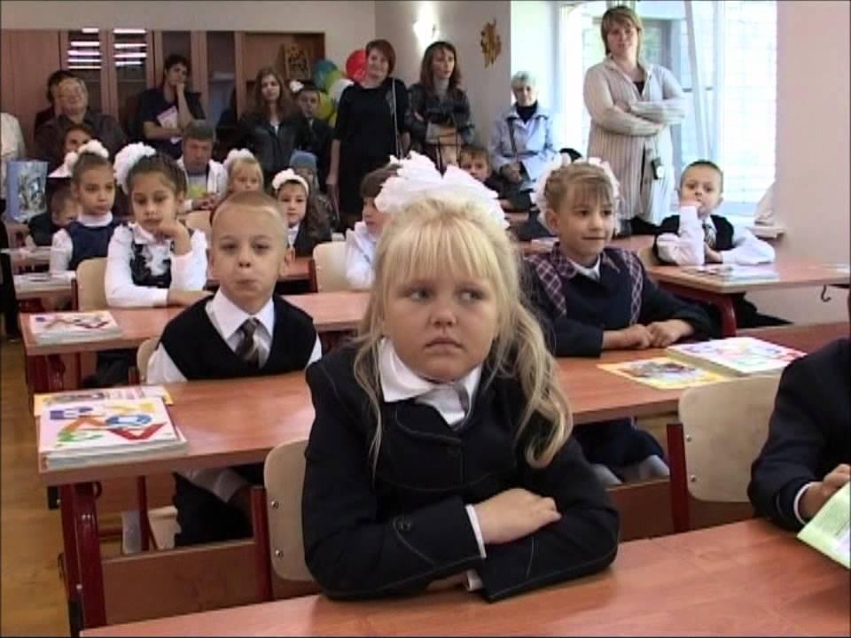 Открытый урок в школе