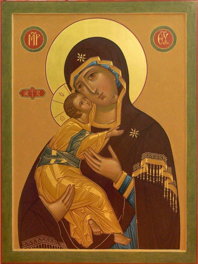Икона божьей матери - праздник