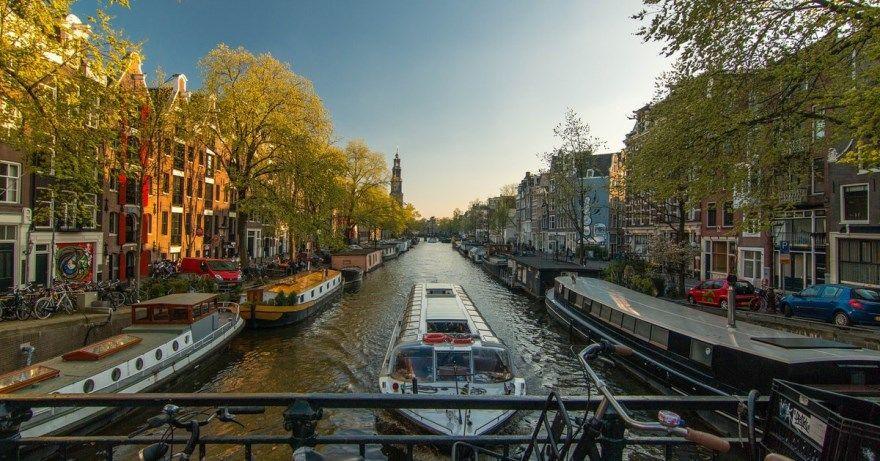Амстердам 2019 Нидерланды город фото скачать бесплатно онлайн