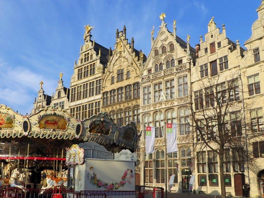 Антверпен 2019 город фото скачать бесплатно онлайн Бельгия