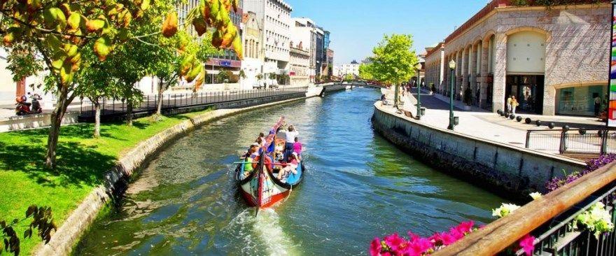 Авейру 2019 Португалия город фото скачать бесплатно онлайн