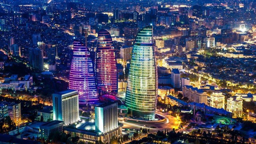Баку 2019 город фото Азербайджан скачать бесплатно  онлайн в хорошем качестве