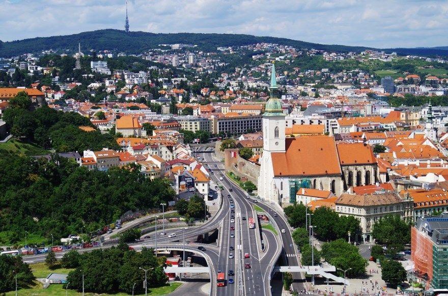 Братислава 2019 Словакия город фото скачать бесплатно онлайн