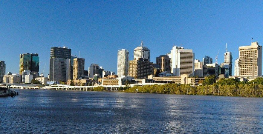 Брисбен 2018 город фото Австралия скачать бесплатно  онлайн в хорошем качестве