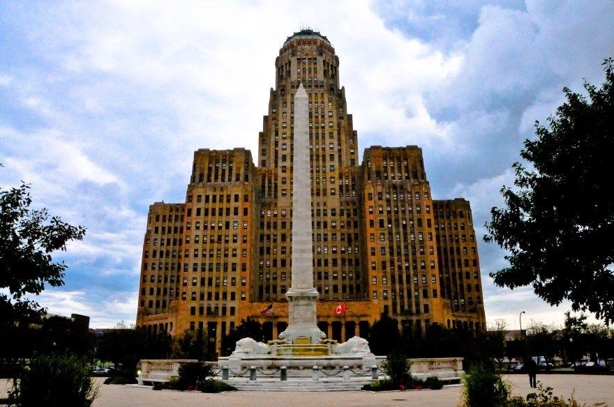Буффало 2019 город штата Нью Йорк фото скачать бесплатно  онлайн в хорошем качестве