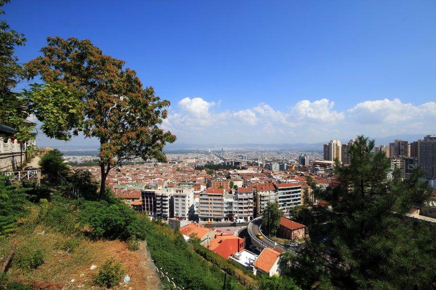 Бурса 2019 город Турция фото скачать бесплатно  онлайн в хорошем качестве