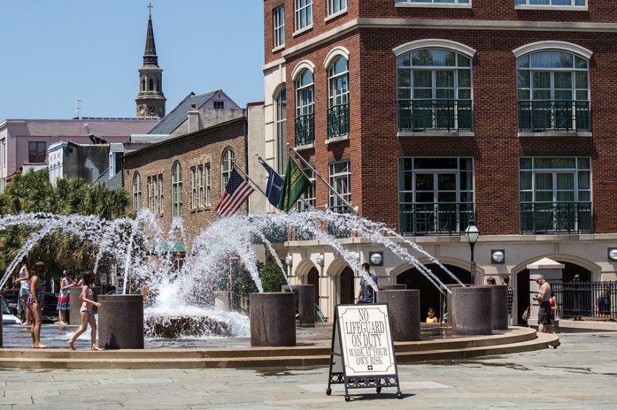 Смотреть фото города Чарлстон 2020. Скачать бесплатно лучшие фото города Чарлстон Южная Каролина США онлайн с нашего сайта.