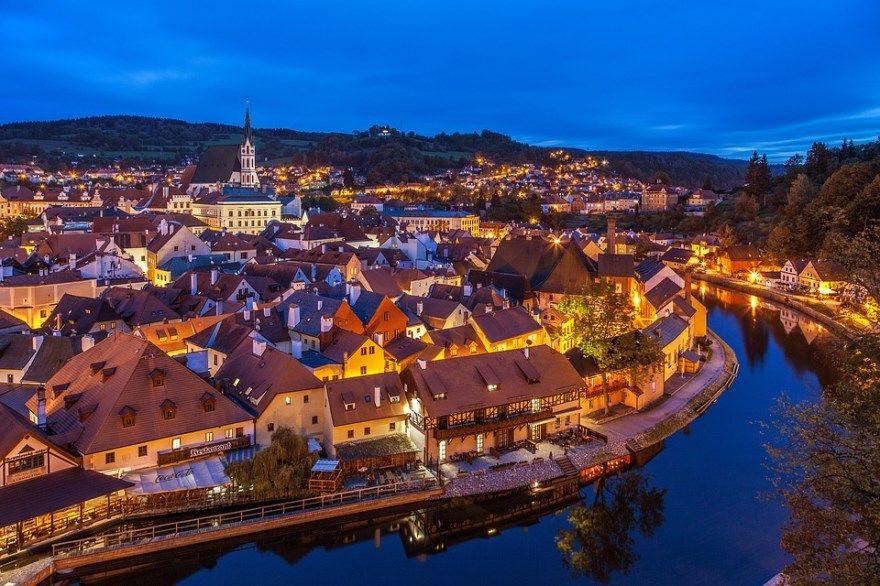 Чески Крумлов 2019 город Чехия фото скачать бесплатно  онлайн