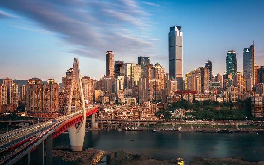 Чунцин 2019 Китай город фото скачать бесплатно онлайн